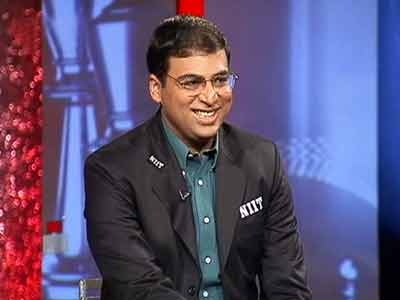 Video : India Questions Viswanathan Anand (Aired: October 2007)