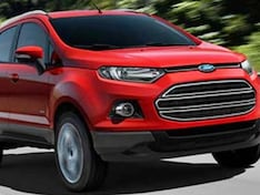 Ford Ecosport – The techiest car