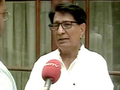 Video : Can't link increase of bilateral seats with timing of Jet-Etihad deal: Ajit Singh