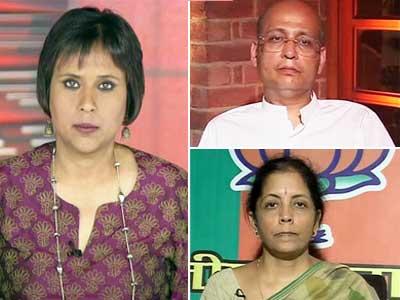 Video : Ishrat Jahan case: Congress vs BJP proxy war