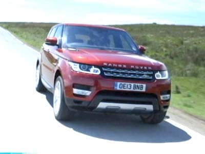 Video : The all-new Range Rover Sport