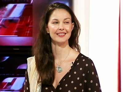 Video : India Questions Ashley Judd (Aired: April 2007)
