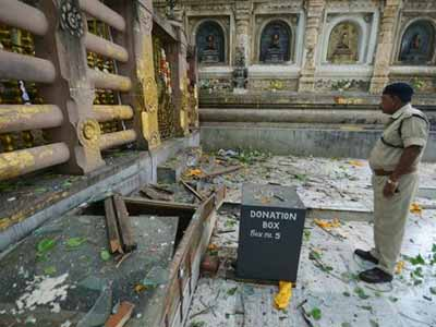 Video : Terror suspect arrested; will be probed for Bodh Gaya blasts
