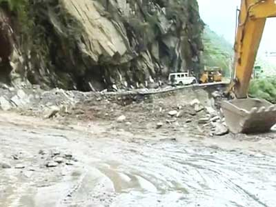 Video : Uttarakhand's bane: Unending landslides hamper relief operations