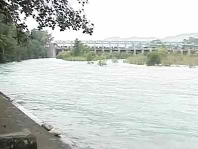 Video : Water level at Bhakra dam reaches record high