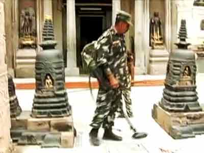 Video : After Bodh Gaya blasts, faith in the shadow of terror