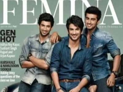 Video : Bollywood's new men's cover act