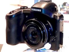 Two of a kind: Samsung's smart camera and camera focused smartphone