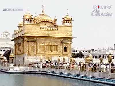 Video : Seven Wonders of India: Golden Temple in Amritsar (Aired: December 2008)
