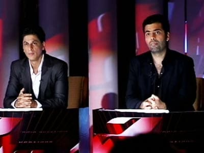 Video : India Questions SRK and Karan Johar (Aired: December 2010)