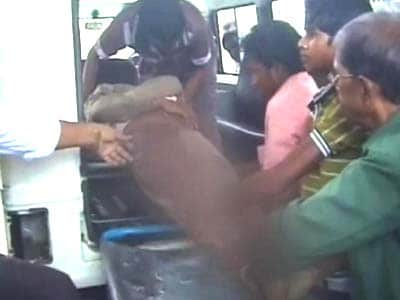 Video : West Bengal Panchayat poll violence: CPM candidate's husband among three killed