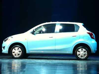 Video : Nissan unveils Datsun, to cost under Rs 4 lakh