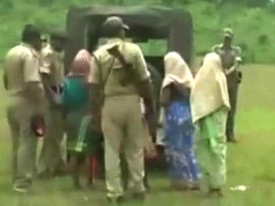 Video : Four minor girls allegedly gang-raped by a group of 20 men in Jharkhand