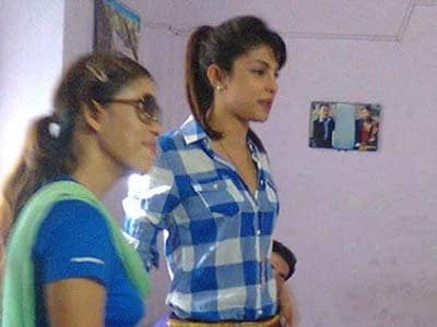 Video : There's something about Mary for Priyanka Chopra