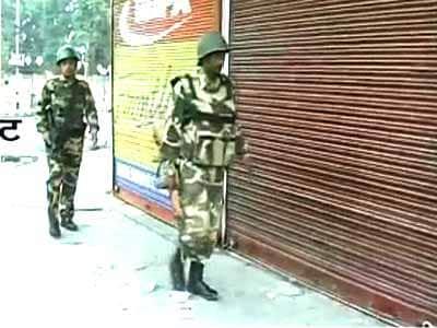 Video : कश्मीर में कर्फ्यू, अमरनाथ यात्रा रोकी गई