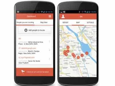 App review: MapmyIndia Locate