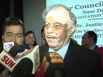 Video : Want more women judges, Chief Justice of India tells NDTV
