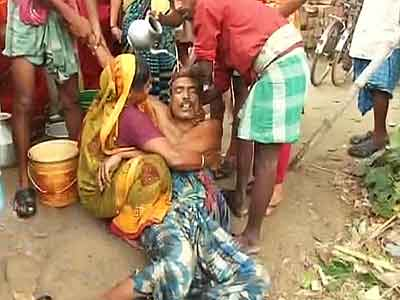 Video : Violence during fourth phase of Bengal panchayat polls, 7 killed