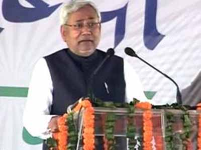 Video : In Bihar BJP rebellion, support for Nitish Kumar provides exclamation point