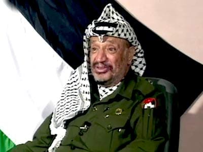 Video : The World This Week: Yasser Arafat on way forward for Palestinian peace process (Aired: October 1991)