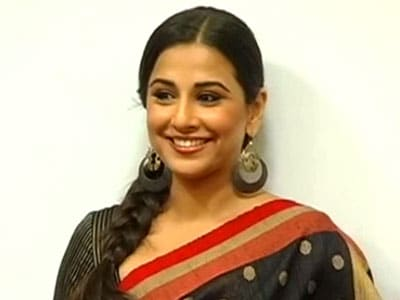 Video : Vidya Balan prepares for biopic on M S Subbulakshmi