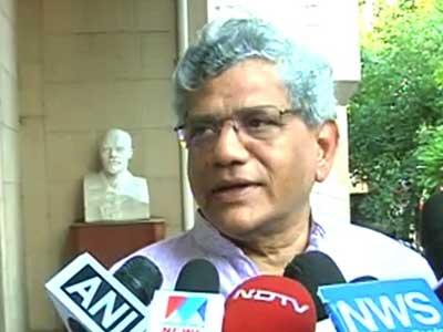 Video : मोदी के खिलाफ चिट्ठी में दस्तख्त से येचुरी का इनकार
