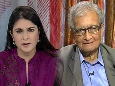 Video : Don't regret remarks on Modi: Amartya Sen to NDTV