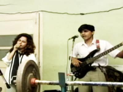 Video : Changing Tracks: First Indian music video airs on TV