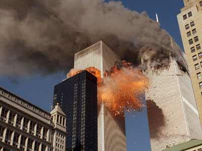 Video : The 9/11 attacks