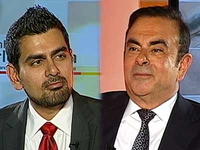Video : Townhall with Carlos Ghosn