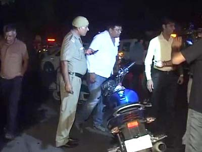 Video : 19-year-old stunt biker killed, another injured in firing by Delhi Police