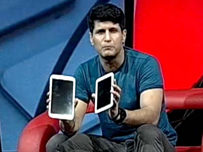 Video : Samsung launches 2 variants of the Samsung Galaxy Tab 3 tablet in India