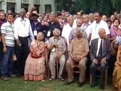 Video : Madras Christian College global alumni reunion draws around 1500 past students