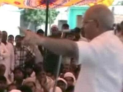 Videos : सिर्फ 40 मिनट में करवाया दुर्गा शक्ति का निलंबन : नरेंद्र भाटी