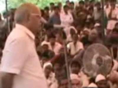 Video : Akhilesh's partyman says he got IAS officer Durga suspended in 41 min