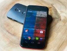 Motorola unveils Moto X