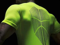 High-tech fitness apparel and gear