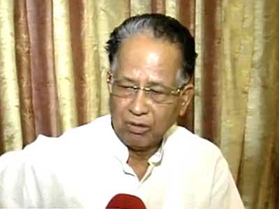 Video : Set up state reorganisation panel, says Assam Chief Minister Tarun Gogoi
