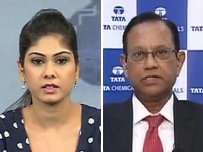 Video : Urea business did well: Tata Chemicals on Q1 earnings