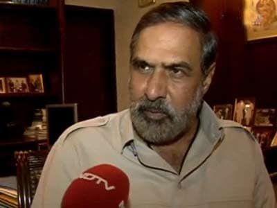 Video : Opposition was consulted over FDI: Anand Sharma to NDTV