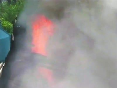 Video : न्यूजरूम : लुधियाना में गारमेंट फैक्टरी में लगी आग