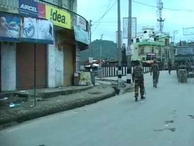 Video : Kishtwar clashes: Arun Jaitley stopped in Jammu; Omar appeals for calm