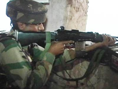 Video : Another ceasefire violation by Pakistan