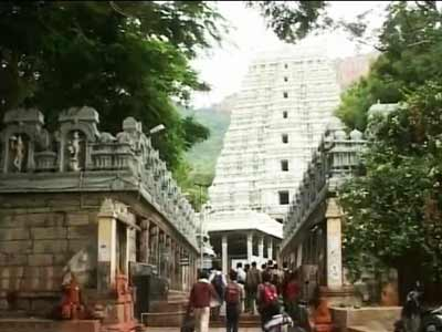 Video : Telangana effect: Buses to Tirupati temple stopped for first time in four decades