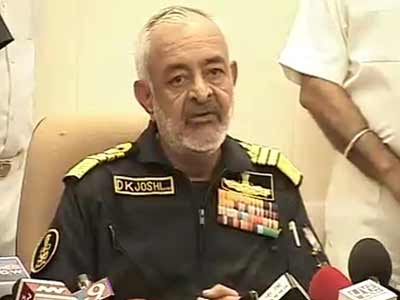 Video : Chief of Naval staff on submarine explosion