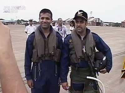 Video : Jai Jawan with Salman Khan (Aired: August 2010)