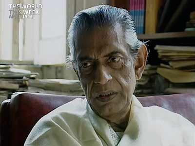 Video : The World This Week: Satyajit Ray dies (Aired: April 1992)