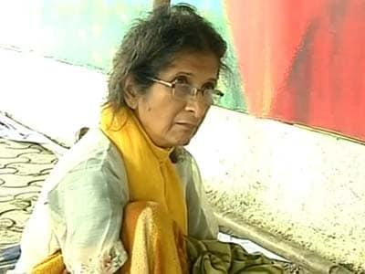 Video : Former editor, millionaire, found living on Mumbai street