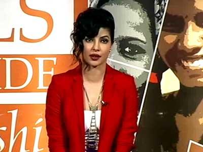 Video : Priyanka Chopra on helping in her mother's health camp