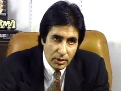Video : The World This Week: Big B's last hurrah (Aired: May 1992)